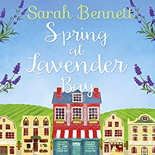 Spring at Lavender Bay audiobook cover art