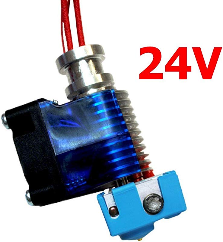 Genuine E3D V6 Full Direct 24V Hotend Compatible With The Full V6 Ecosystem And Many Other 3D Printers M6 Thread