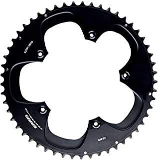 SRAM Red Outer Chainring - Road Black, 53T, S1, 130 BCD