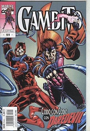 Gambito volumen 3 numero 11
