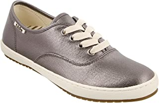 Taos Footwear Women's Guest Star Fashion Sneaker Charcoal