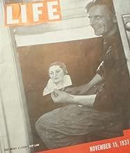 LIFE Magazine November 15, 1937