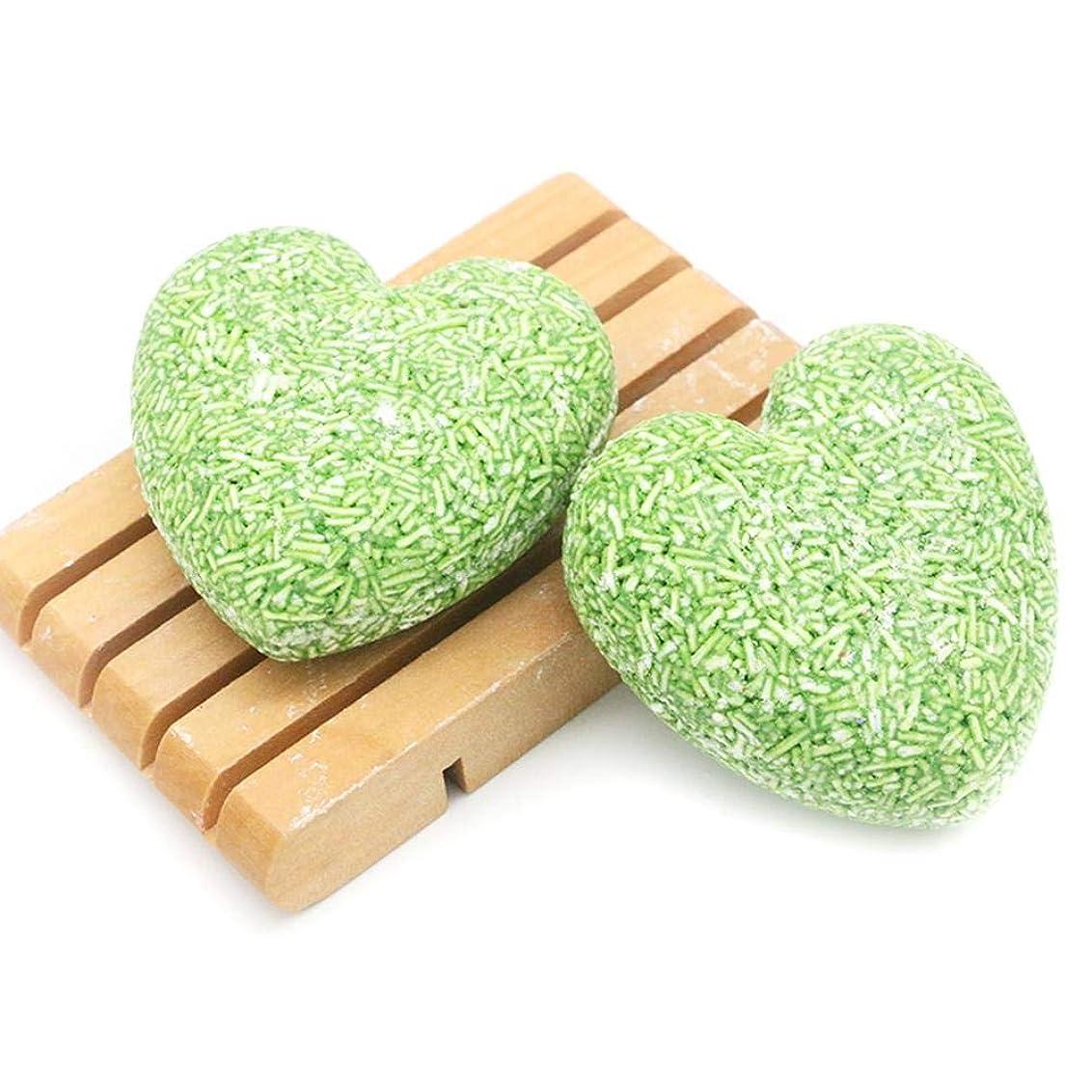 介入するお金ゴムドール石鹸、環境に優しい固形シャンプー、ナチュラルさわやかなオイルコントロールソープ