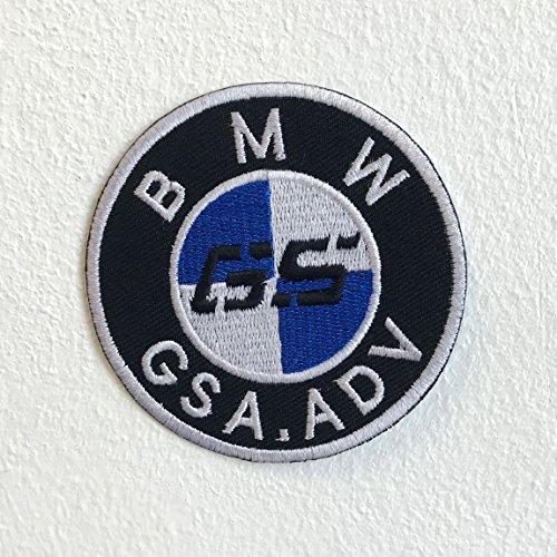 Parche bordado para coser o planchar BMW G5 Motorsports