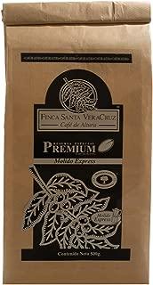 Finca Santa Veracruz Café Premium Molido Express, 500 g