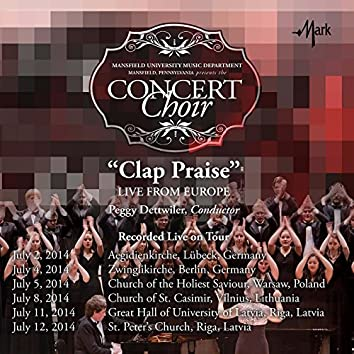 Clap Praise: Live from Europe