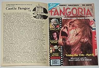 Fangoria Magazine 12 FRIDAY THE 13TH Roger Corman TOBE HOOPER Elisabeth Brooks JASON Inseminoid CASTLE FANGOR April 1981 C