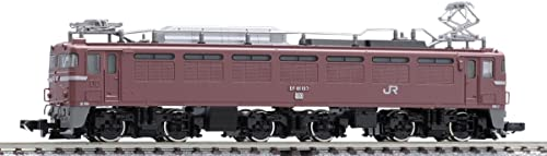 J.R. Electric Locomotive Type EF81 (Tsuruga Rail Yard) (Model Train)