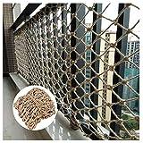 Enfants Grimpant Filet de Sécurité, Corde de Chanvre, Escaliers Anti-chute Balcon Partition Barrière Fenêtre Lit...