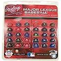 MLB Major League Baseball Deluxe Helmet Standings Board