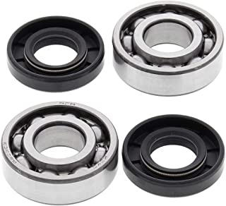 New All Balls Crank Bearing and Seal Kit 24-1100 for KTM 50 SX Pro Senior 1998 1999 98 99, 50 SX Senior 2000 00, 50 SXR Pro Junior, 50 SXR Pro Senior 1997 97
