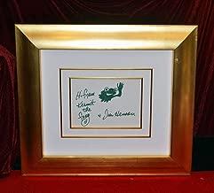 Very Rare late JIM HENSON Signed Original Sketch