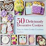 50 Deliciously Decorative Cookies Book