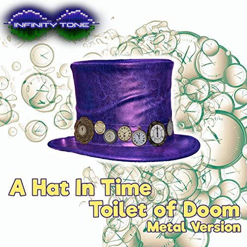"""Toilet of Doom (From """"A Hat in Time"""") [Metal Version]"""