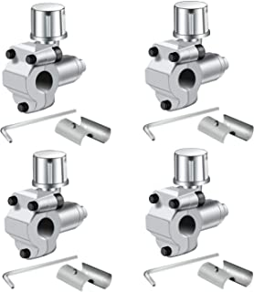 adjustable line tap valve