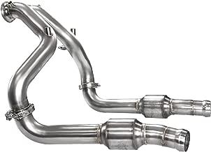 KOOKS HEADERS Kooks 2015+ Mercedes-Benz AMG GT-S SS 3in Turbo Downpipes w/Green Cat OEM (Conne