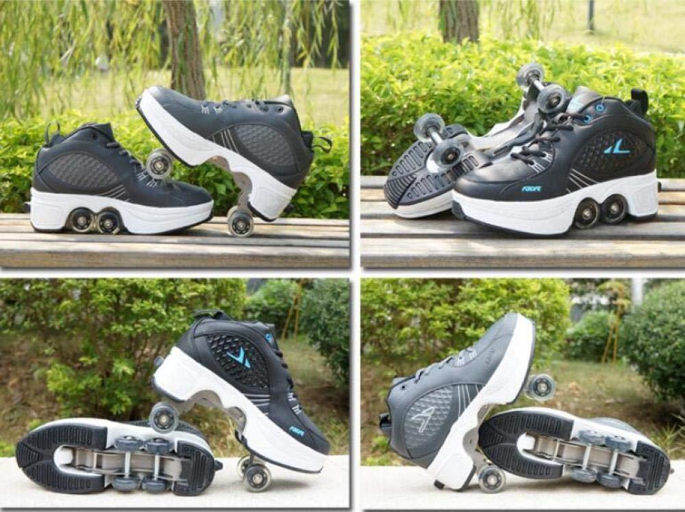 kick rollers black