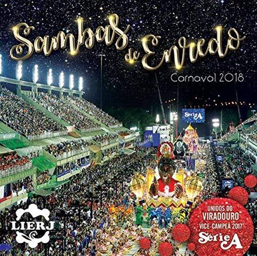 Sambas De Enredo Carnaval 2018 - Serie A [CD]