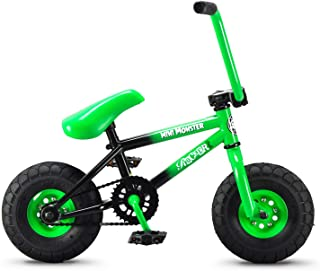 Rocker BMX Mini BMX Bike iROK+ Mini Monster Green RKR