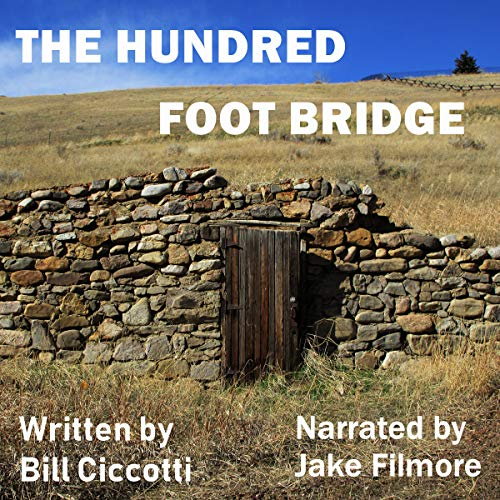 The Hundred Foot Bridge audiobook cover art