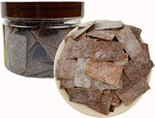 OUYANGHENGZHI Dried Plums Preserved Prunes Sweet - Sour Fruit Snacks 2.52oz 紫苏梅片