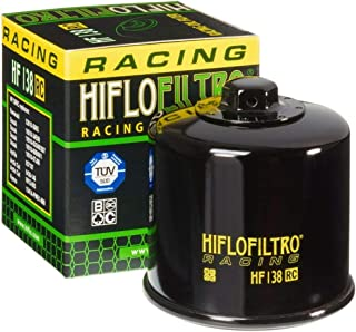 Hiflo Premium Oil Filter Black Race Filter - Fits: Aprilia RSV4 1000 2009-2016