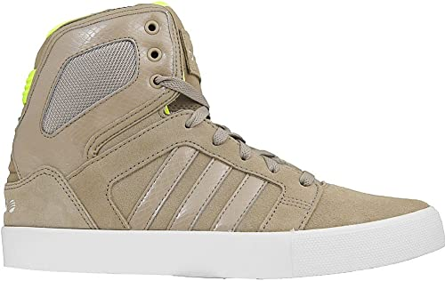 Adidas - Hitop Mid - F76451 - Farbe  Beige-Braun - Größe  44.0