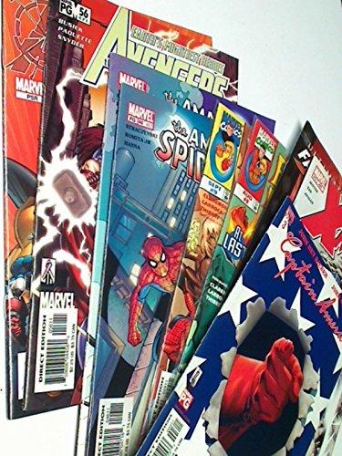8 Stück Original US Marvel Comic-Hefte : Set Sammlung Konvolut Paket, 759606044566