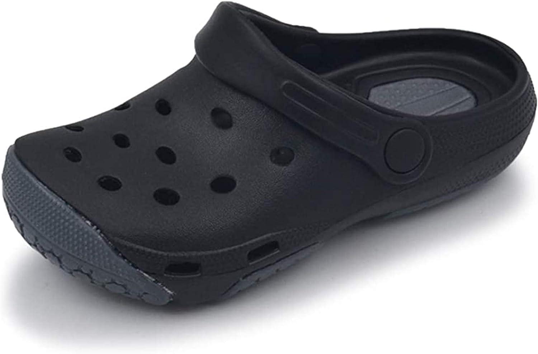 Oxgmoky Kids' Garden Clogs Slippers Sandals Water Shoes OXG1506