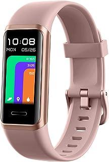 DOOGEE DG Band Smartwatch, Reloj Inteligente con Alexa, Impermeable IP68 Reloj Deportivo Hombre Mujer niños, Oxígeno En Sa...