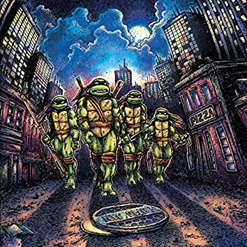 Teenage Mutant Ninja Turtles Original 1990 Motion Picture Soundtrack