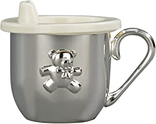 Best baby silver cup and spoon Reviews