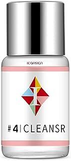 Wimperlichtreiniger Reinigingslotion Permanent Wave Eyelash Curl Iconsign 5 ml