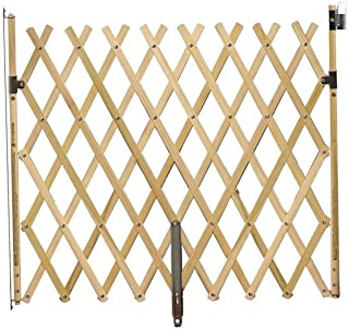 """GMI Keepsafe 36"""" Wood Expansion Gate Made in USA by GMI"""
