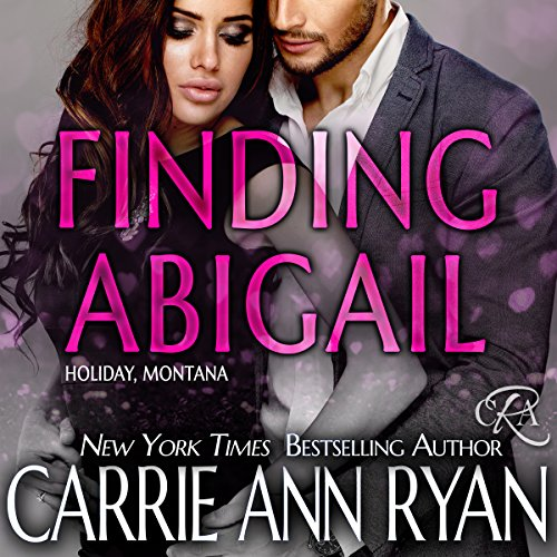 Finding Abigail audiobook cover art