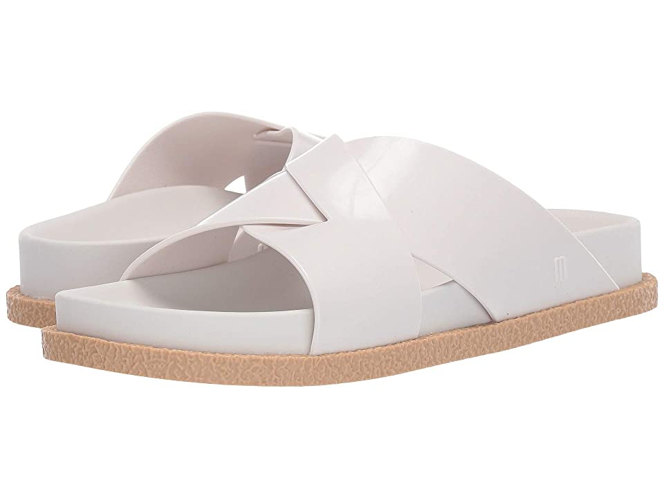 Melissa Shoes Energy (White/Beige) Women