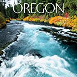 Oregon Wall Calendar 2021