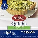 Nancy's Quiche Florentine