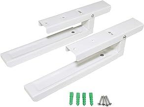 First4spares Universal Extensible Pared Soportes de Montaje para Todos Hace y Modelos de microondas (Blanco) de la Marca