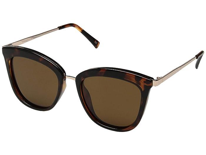 Le Specs Caliente (Tortoise) Sport Sunglasses