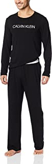 Conjunto de pijama manga longa, Calvin Klein, Masculino