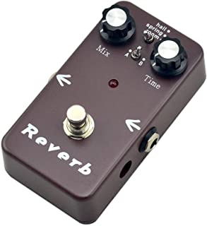 TTONE Reverb Effects Pedal Electric guitar effect pedals