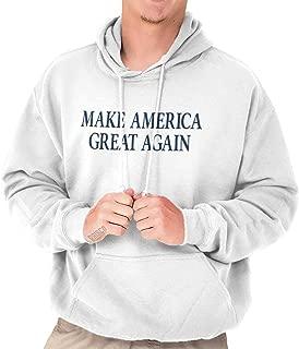 Brisco Brands Make America Great Again Election Trump USA Hoodie