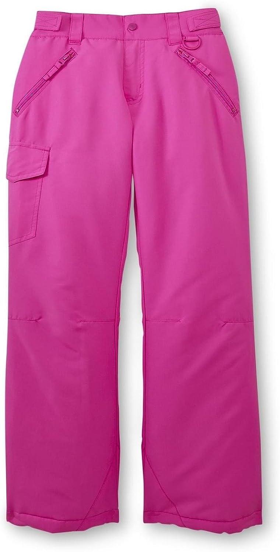 Canyon River Blues Girls Snow Pants XL 16 - Neon Pink or Black
