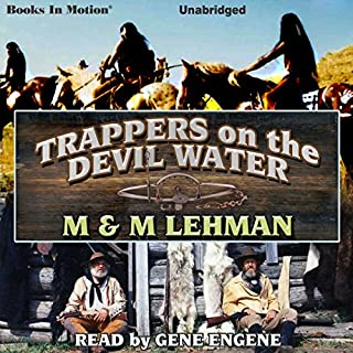 Trappers on the Devil Water cover art
