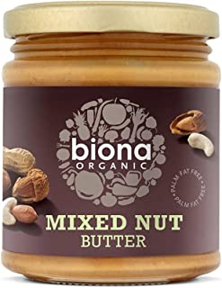 Biona Organic - Mixed Nut Butter - 170g