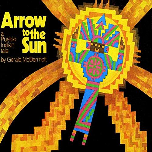 Arrow to the Sun audiobook cover art