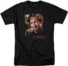 Californication Dramatic Comedy Series Smoking Adult T-Shirt Tee