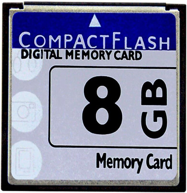 HuaDaWei 8GB CompactFlash Memory Card High Speed 133X for Nikon D70 Digital Camera Card 8GB Industrial-Grade Card