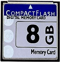 HuaDaWei 8GB CompactFlash Memory Card High Speed 133X for...